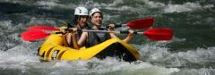 Canoa-Rafting en Burgos